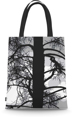City Tote Bag Kelohonka 36x42 cm