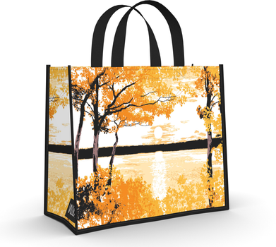 Auringonlasku Shopper