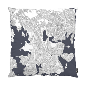 Keskusta Cushion Cover 43x43 cm