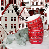 5220-1 Bergen wallpaper red