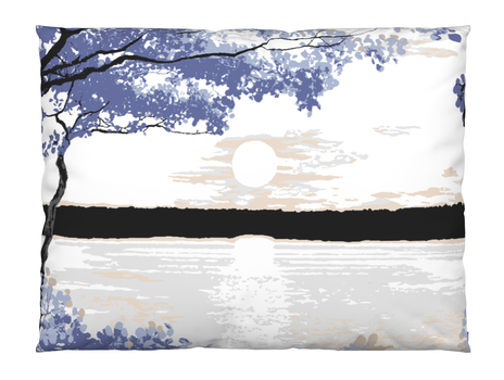 Auringonlasku Pillow Case 50x60 cm