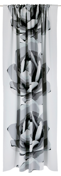 Agave Black Out Curtain 140x250 cm