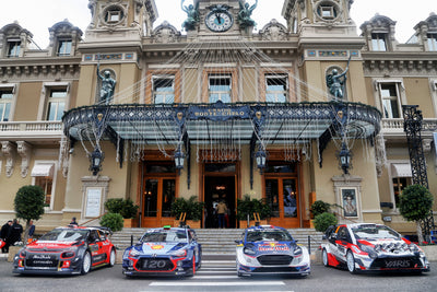 WRC Lifestyle Collection