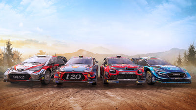 WRC 8 Collection