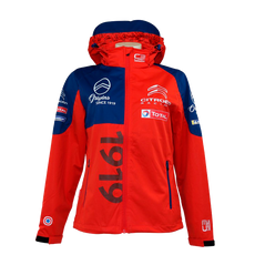 Citroen Womens Team Replica Softshell