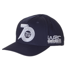 Neste Rally Finland 70th Jubilee Navy Baseball Cap