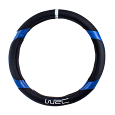 WRC Blue steering wheel cover - Accessories