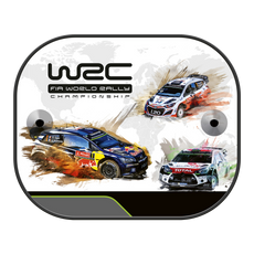 WRC side sunscreens - Accessories