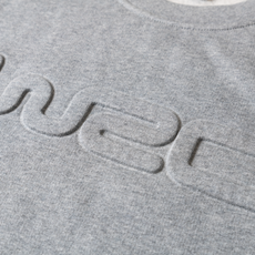WRC Embossed Logo Grey Sweatshirt