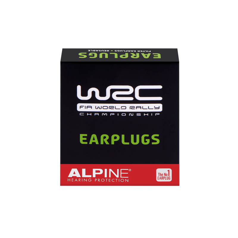 WRC ALPINE EARPLUGS