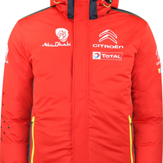 Citroën Racing WRC Replica Parka Jacket Men
