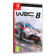 WRC 8 Deluxe Edition Nintendo Switch Game