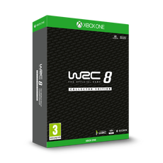 WRC 8 Deluxe Edition Xbox One Game