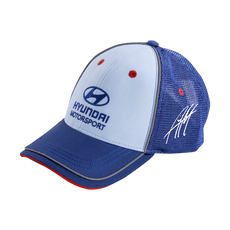 Hyundai Replica Adult Cap with Signature