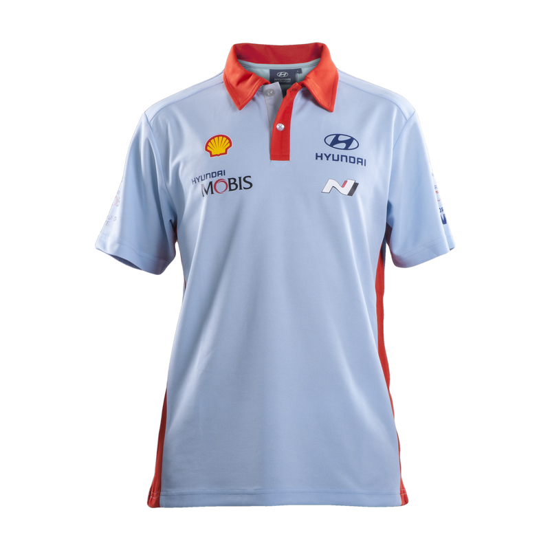 Hyundai Replica Polo Shirt