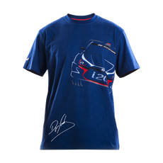 Hyundai Design T-Shirt with Sordo Signature