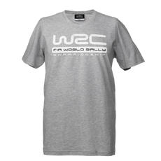 WRC Logo T-Shirt - Basic Collection