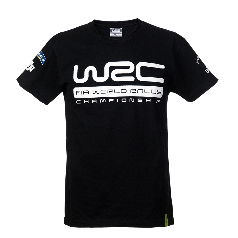 WRC Map T-Shirt - Basic Collection