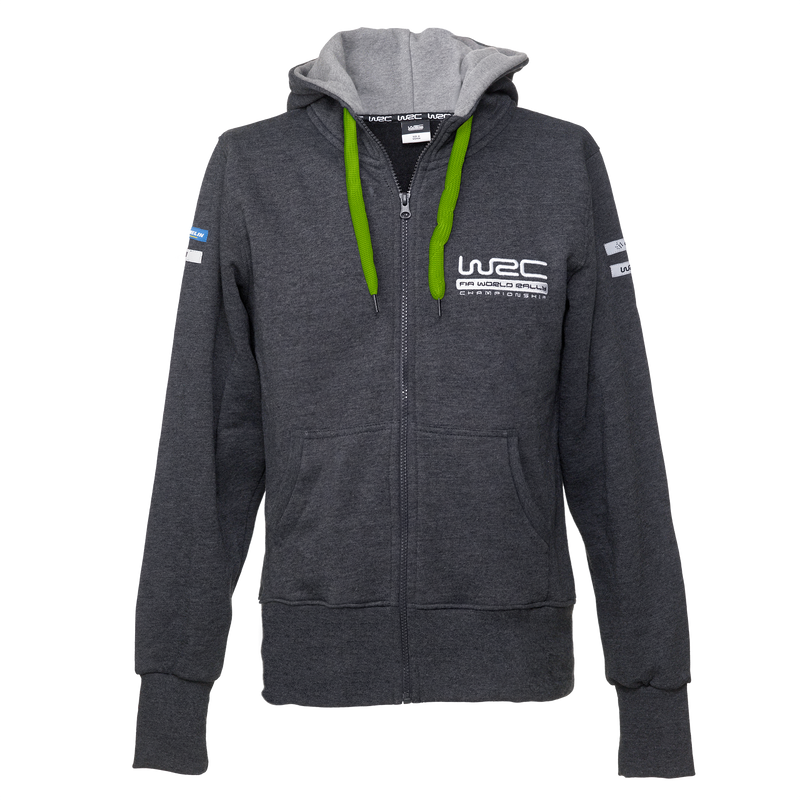 WRC FLogo Hoodie - FBasic Collection