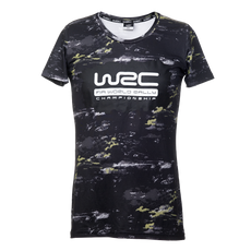 WRC Camo T-Shirt - Lifestyle Collection