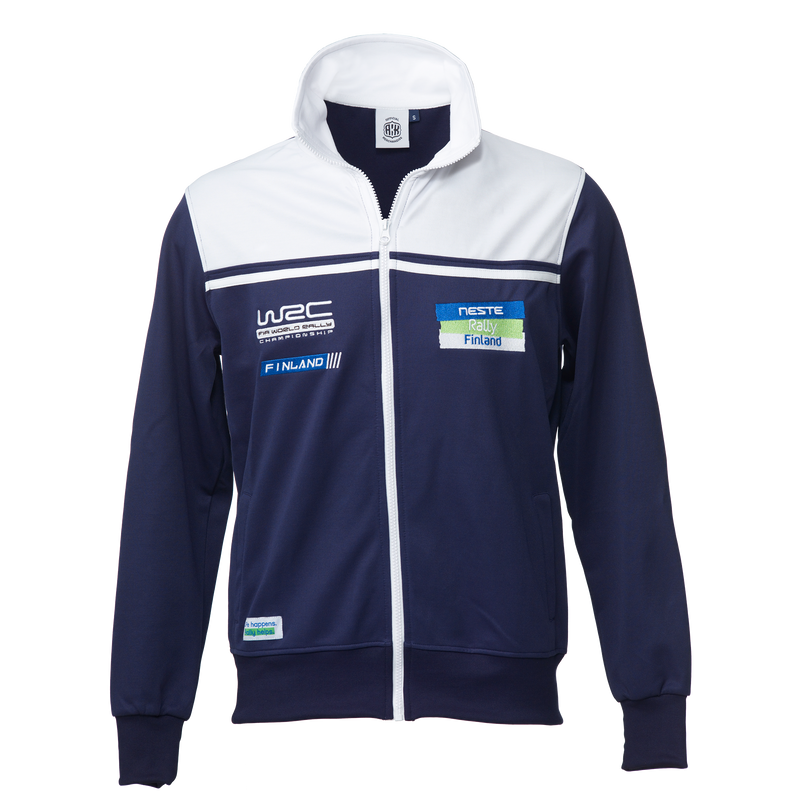 Neste Rally Finland 50/50 Zipper Jacket