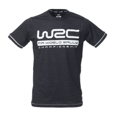 WRC T-SHIRT DARK GREY MENS