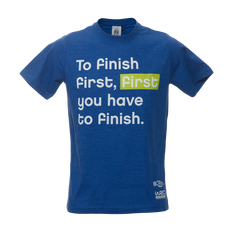 Neste Rally Finland Blue T-shirt - Finish First