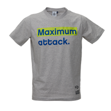 Neste Rally Finland Grey T-shirt - Maximum Attack