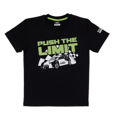 WRC Kids T-Shirt - Push The Limit