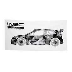 WRC Camo Towel - Accessories