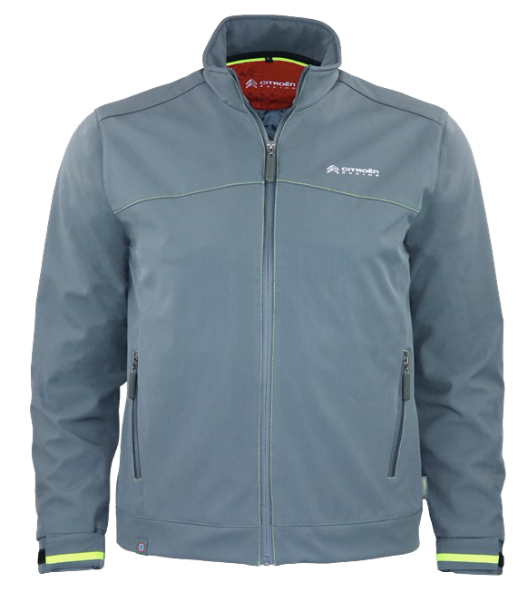 Citroën Racing C3 WRC Softshell Jacket Men