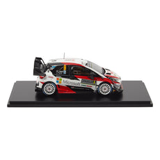 TOYOTA GAZOO Racing Model Car 1:43 - Lappi & Ferm