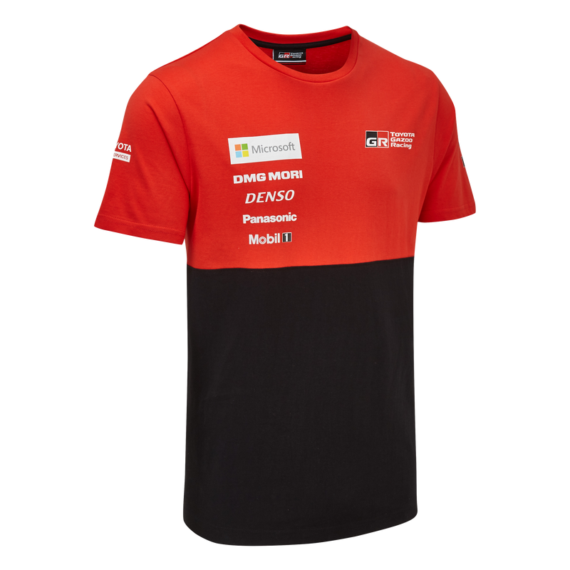 TOYOTA GAZOO Racing Men's Team T-Shirt