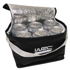 WRC Cooler Bag 6-Pack Black