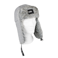 WRC Grey Winter Hat