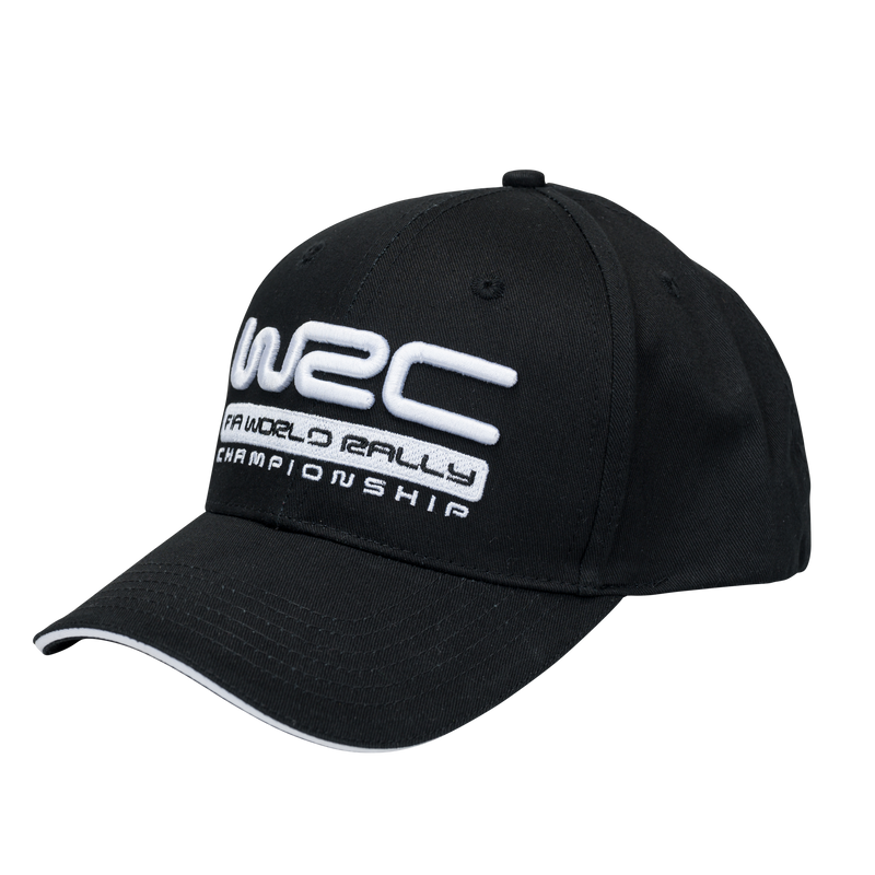 WRC Black Sandwich Baseball Cap