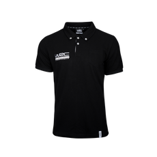 WRC Black Polo Shirt