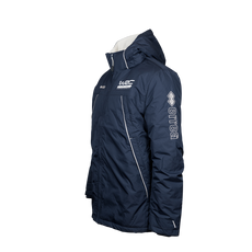 WRC Errea Team Winter Jacket Navy