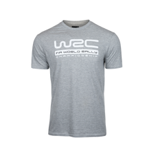 WRC Big Logo Grey T-Shirt