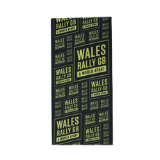 Wales Rally GB Tube Scarf