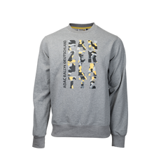 ADAC PANZERPLATTE GREY SWEATSHIRT