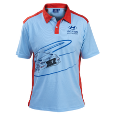 Hyundai Replica i30 N TCR polo shirt