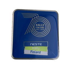 Neste Rally Finland 70th Jubilee Pin