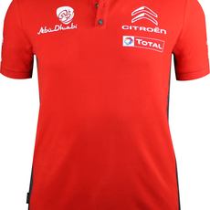 Citroën Racing WRC Replica Polo Shirt Men