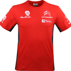 Citroën Racing WRC Replica T-Shirt Men