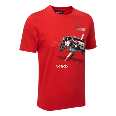 TOYOTA GAZOO Racing Childrens Car T-Shirt