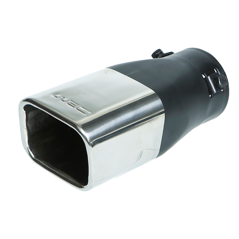 WRC Square Alu Tailpipe Extension
