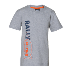 WRC Kids Rally Exciting Grey T-shirt