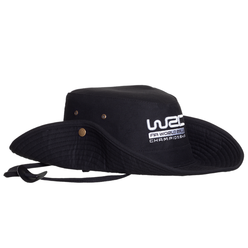 WRC Rally Ranger Hat Black