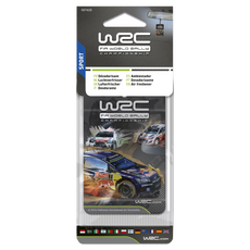 WRC Scented Card